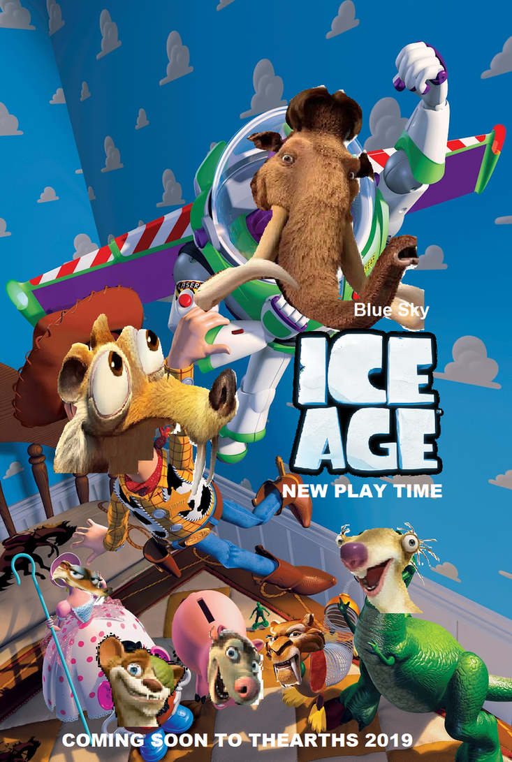 Ice Age Tour Poster