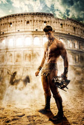 Fight of the Gladiators