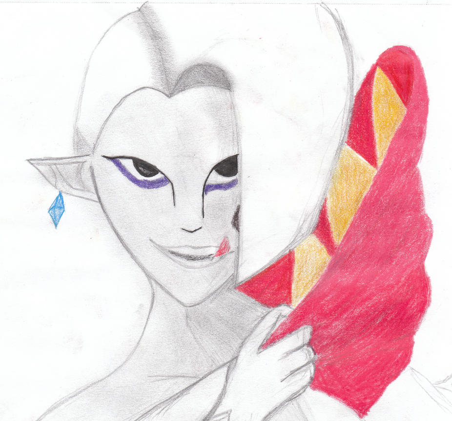 Ghirahim by TheLunaDiviner-Saix
