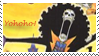 Stamp - Brook Yohoho by coffeefanatic3462