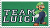 Stamp - Team Luigi by coffeefanatic3462