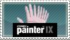 Corel Painter IX Stamp by coffeefanatic3462