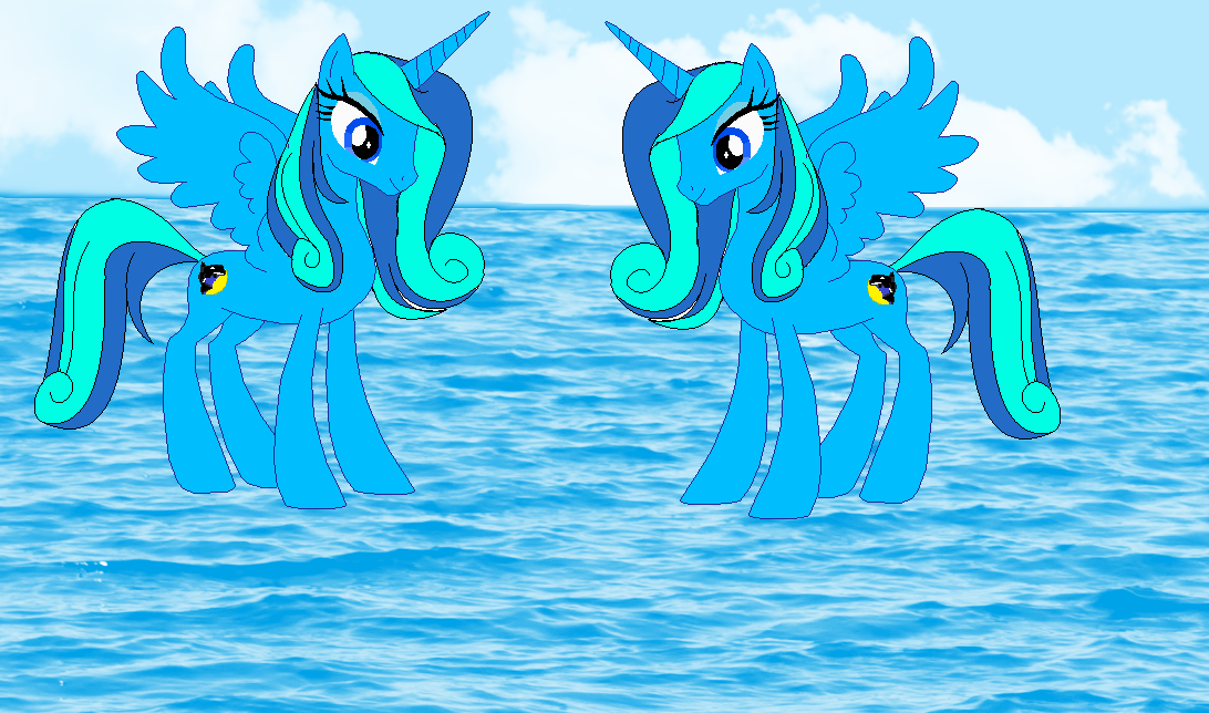 Marina Blue Reference by MLP-HeartSong-FiM