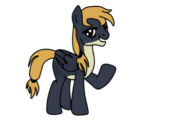 [PC Comm] Colonel Peregrine by MLP-HeartSong-FiM