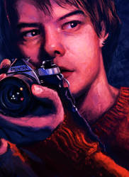 Jonathan Byers Stranger Things