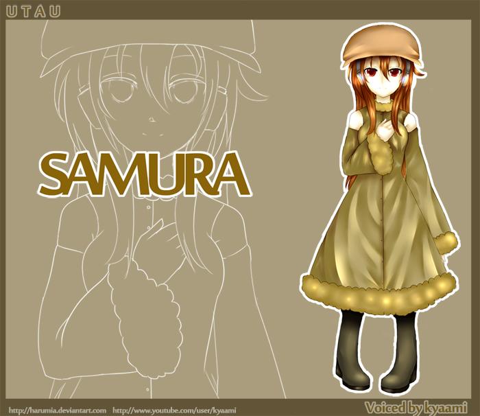 Tomi Samura Samura_Box_Art_by_harumia