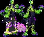 DJ Killter by Cheshiretails