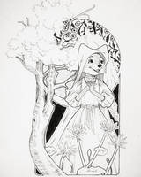 Maid Marian by bjaine