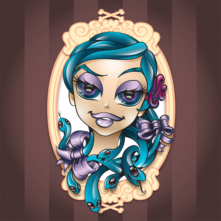 Medusa by 3rdeyelab