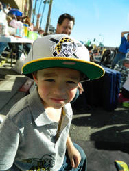 Little Bro at the Rose Parade V1