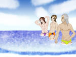 Swimwear Models by Ayahana-Manami