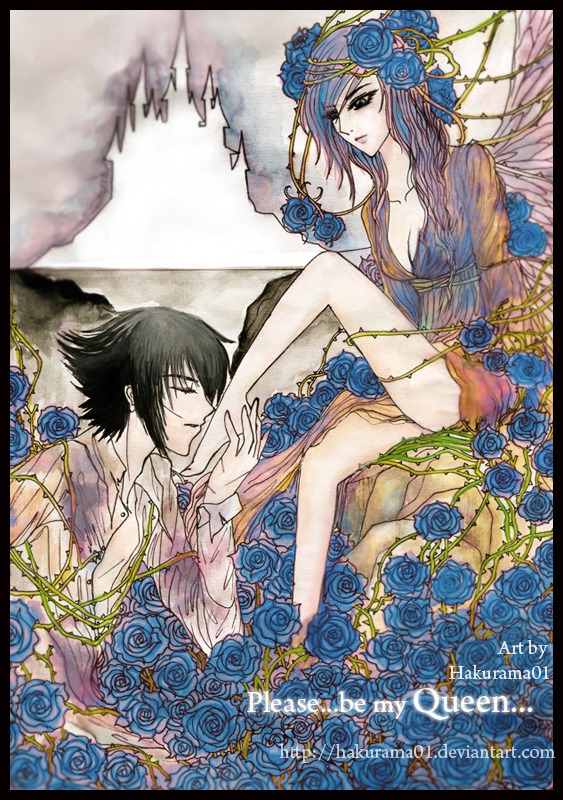 My queen: Lightning by hakurama01