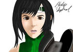 Yuffie- Final Fantasy 7 Remake