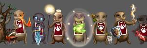 Lemmings of the Light
