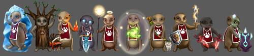 Lemmings of the Light by Sjusjun