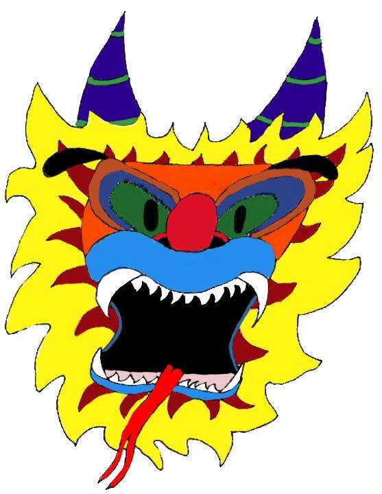 Chinese Dragon Head Mask by drkcrystalangel on DeviantArt