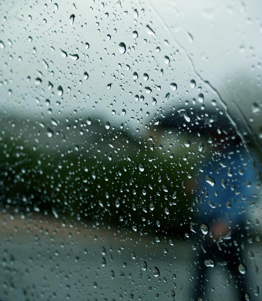 rainy day in AZ by steephaniee