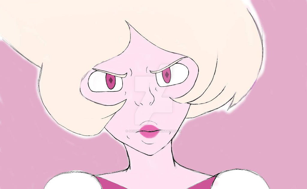 (Salty) Pink Diamond by ScionFlames