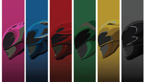 Mighty Morphin Power Rangers 2017 Wallpaper 4