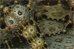 Surreal fractal world