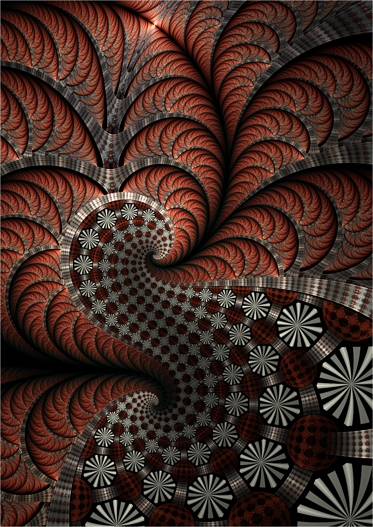 Opposites attract by FractalDesire