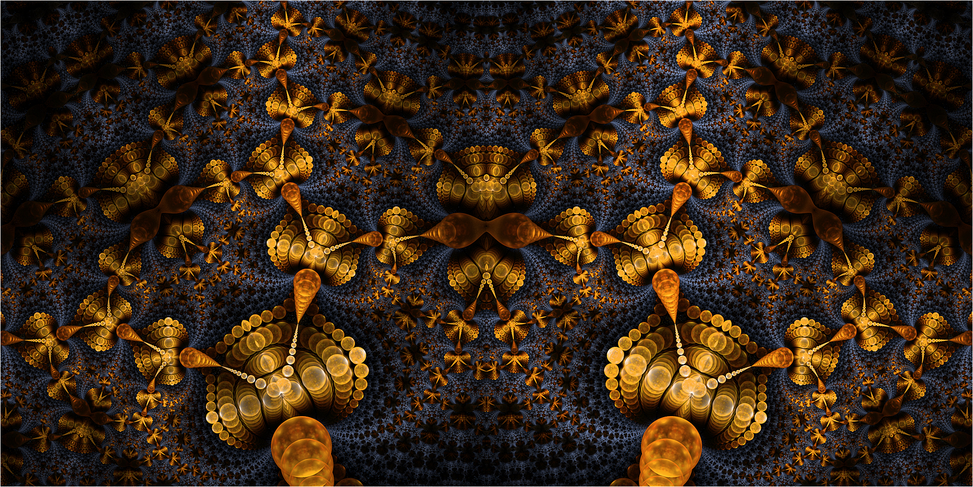 Aztec gold by FractalDesire