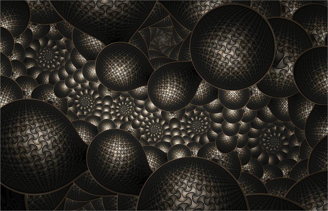 Metal splendour by FractalDesire