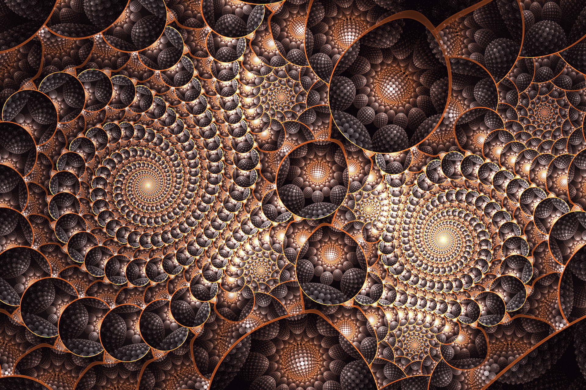 Attractors by FractalDesire