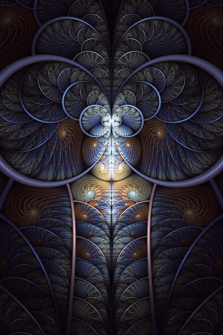 Double elliptic by FractalDesire