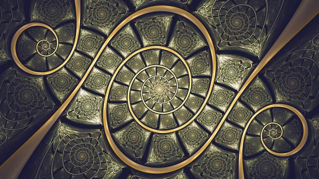 It's a spirals' world