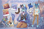 [CLOSED] HIPSTER DEER ADOPTABLE AUCTION