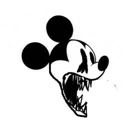 horrible mickey mouse xd