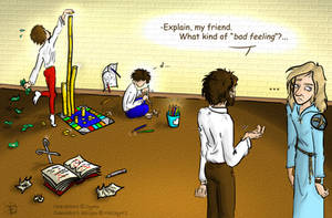 Bad Feeling by Faeliscity