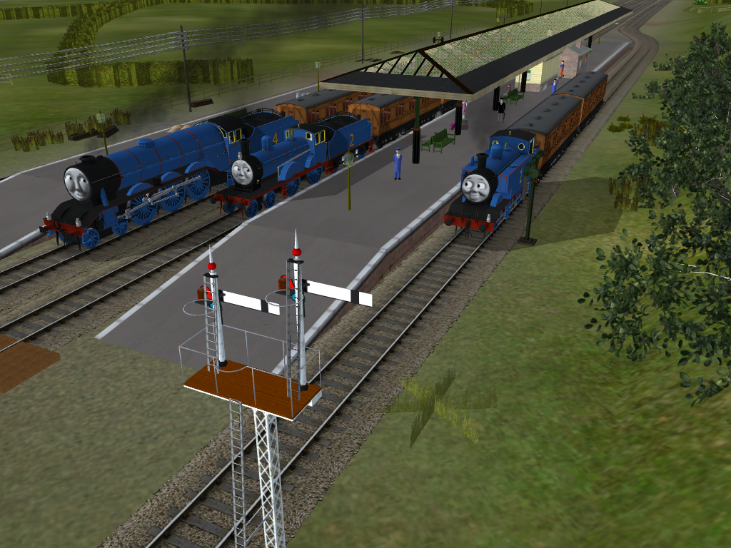 Thomas' Branch Line by SkarloeyRailway