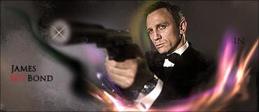 James Bond 007 James_Bond_007_by_INstank