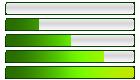 Progress bar - Green by Squitopus