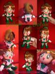 chibi Sailor Jupiter plush ver