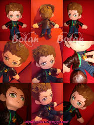 Dean Winchester plush version by Momoiro-Botan