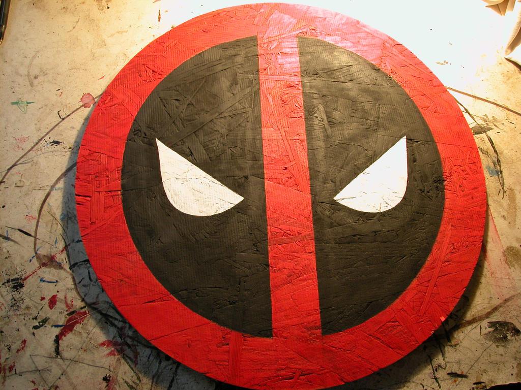 Deadpool Clock (5) by antihero74