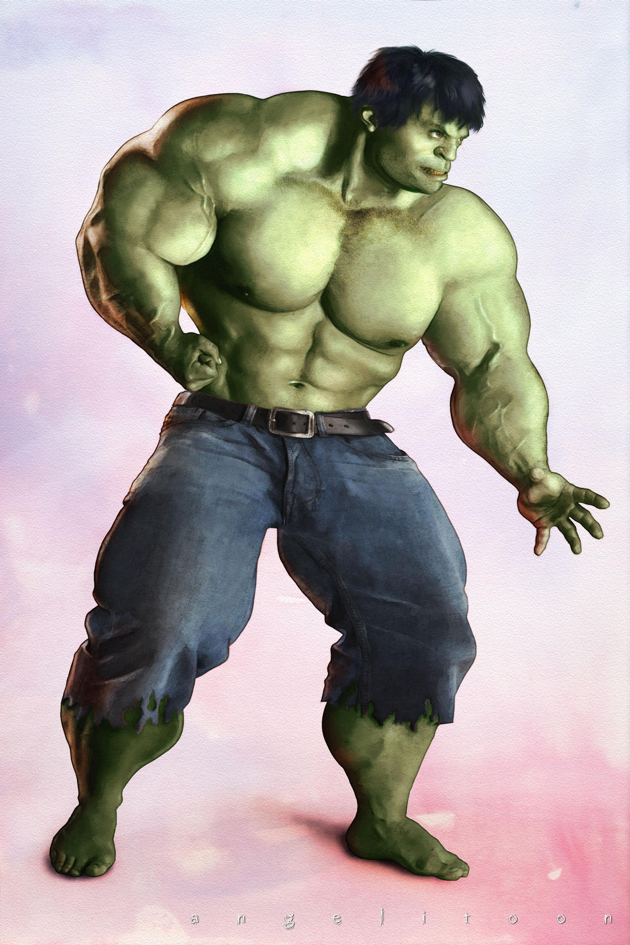 Personal Hulk by Atoon2