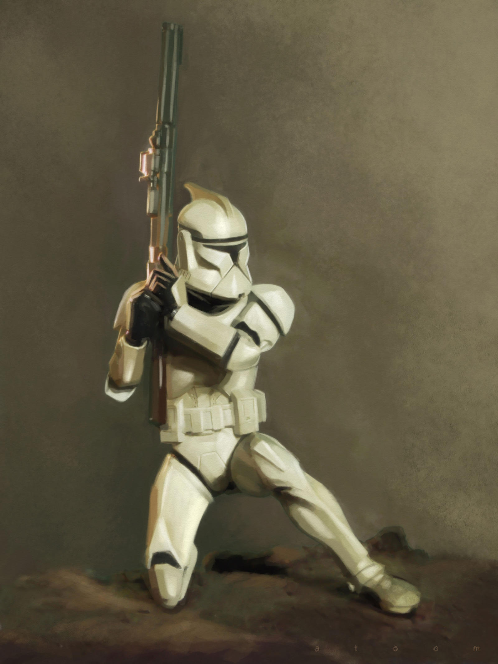 TROOPER Fanart by Atoon2