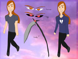 Kat REF [Main Persona] by 1800-Death