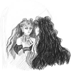 Nehelenia Sketch
