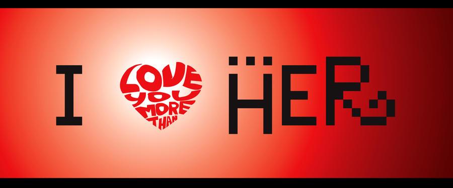 i love... by dannieburst