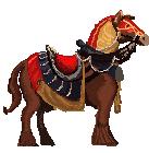 Medieval Horse by dannieburst