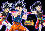 Beat + Note vs Goku - Triple Ultra Instinct-Sign