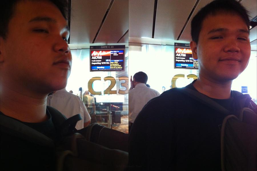 [2012 KL] Boarding Shy