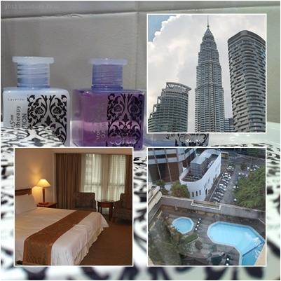 [2012 KL] Corus Hotel KL - Deluxe Room