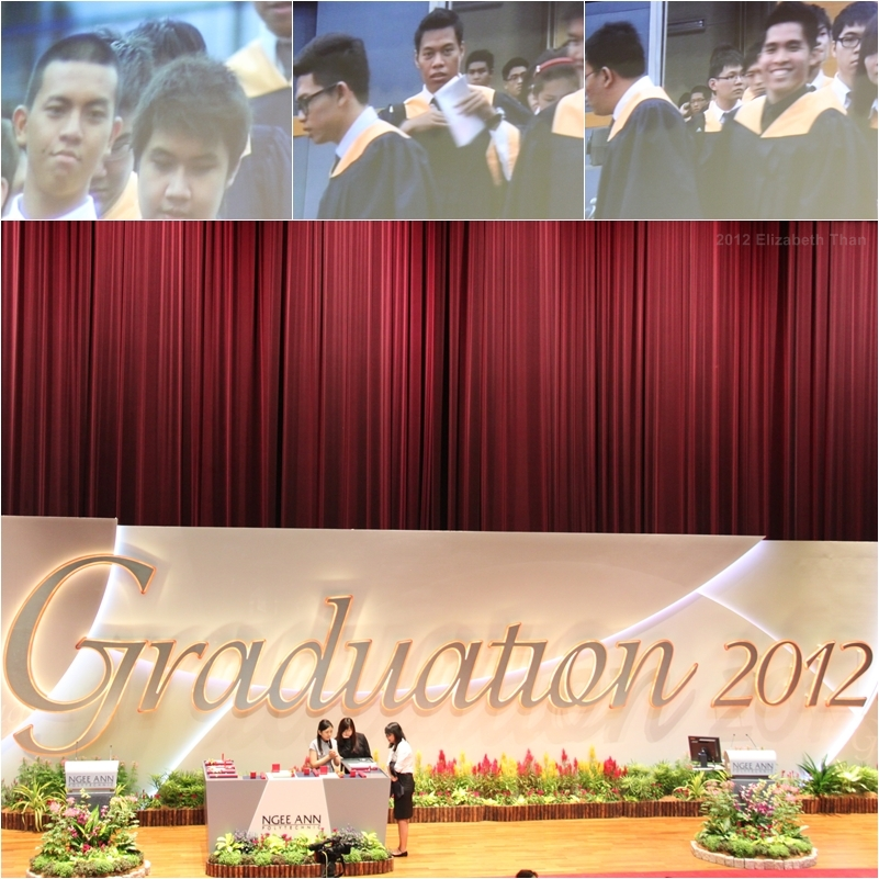 [Graduation 2012] Welcoming The Graduates