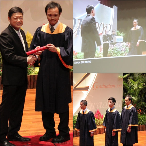 [Graduation 2012] Receiving The Hardwork